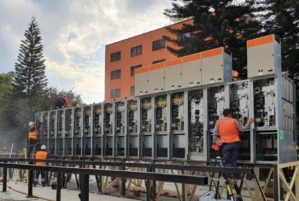 En tiempo récord CFE montará subestación para el Metro