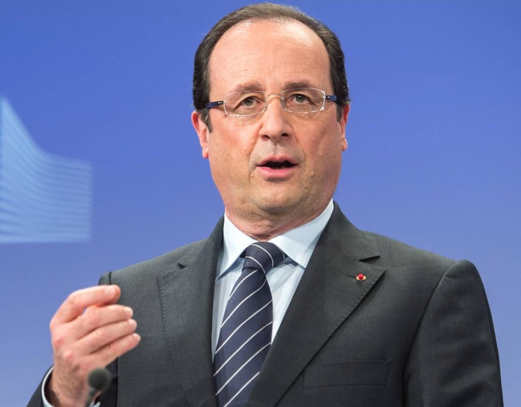 Nos amenaza terrorismo de Estado Islámico: Hollande