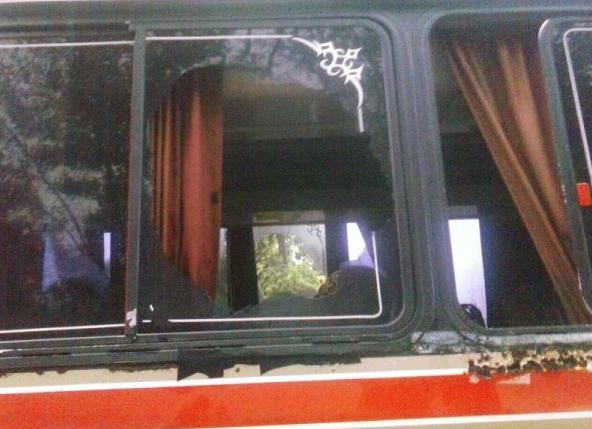 Veracruz   Policía frena a balazos caravana de campesinos