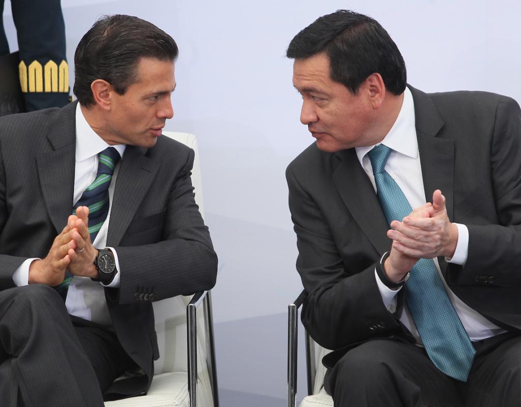 Osorio Chong va en lugar de Peña a foro en el Senado