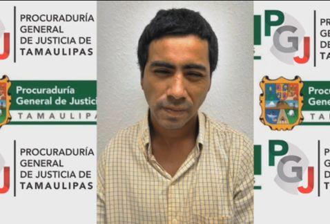 Presentan a asesino de Melany en Tamaulipas