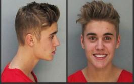 Justin Bieber, otravez, arrestado… Ahora por chocar