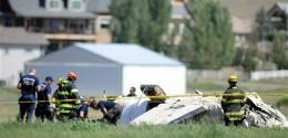 Plane Crash-Colorado