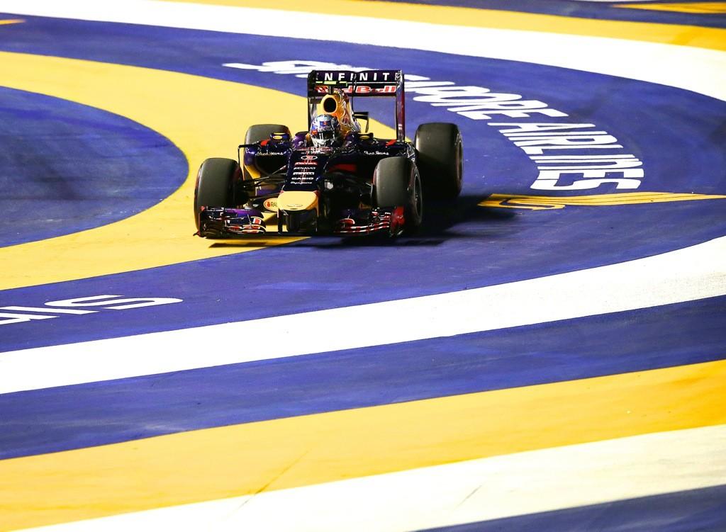 GP de Singapur: Hamilton gana la pole