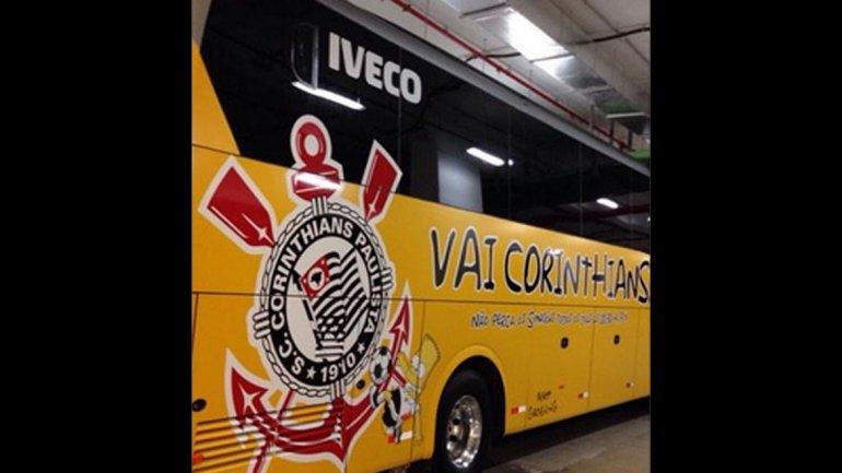 El Club Corinthians, de Brasil se 'Simpsoniza' con Fox