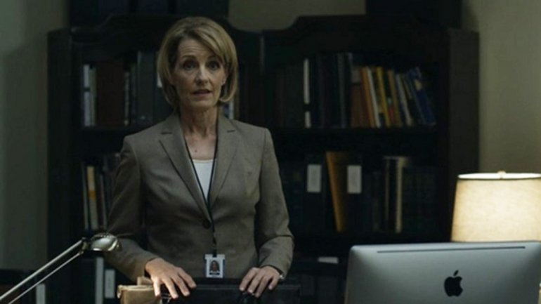 Confirman la muerte de actriz de la serie 'House of Cards'