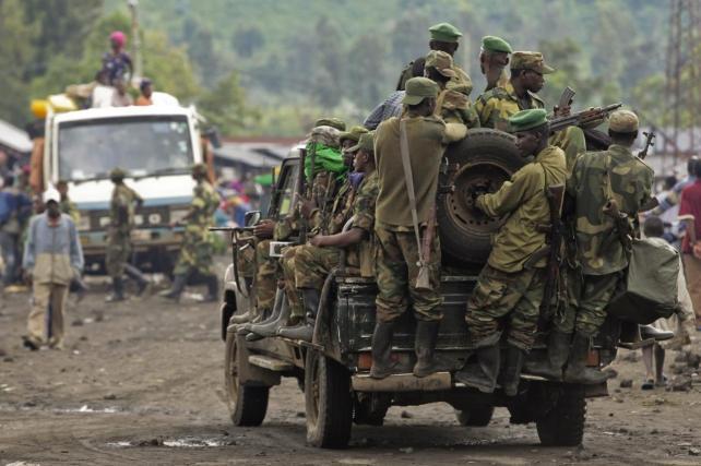 Rebeldes ugandeses asesinan otras 22 personas en el Congo