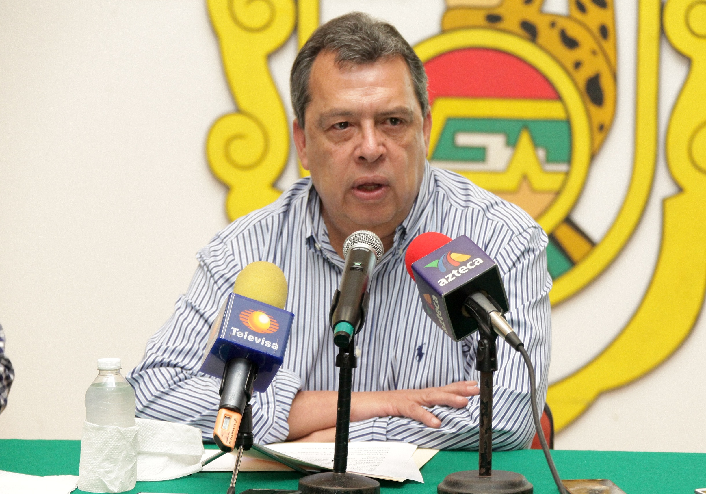 Los bonos de Aguirre están bajando
