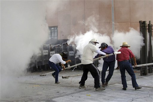 Inseguridad estructural y Ayotzinapa