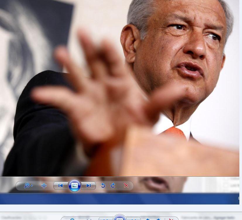 """AMLO llama """"corruptos"""" a ministros por rechazarle consulta"""