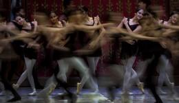 APTOPIX Cuba Ballet Festival