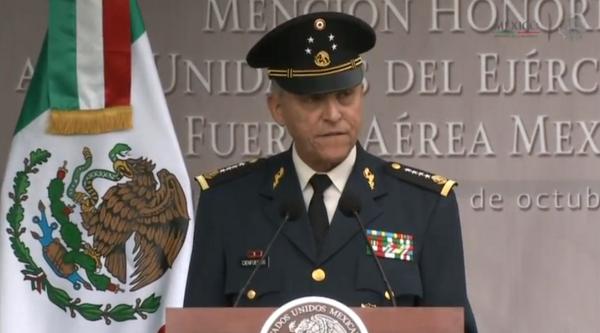 Militar que se aparte de la ley será investigado: Cienfuegos