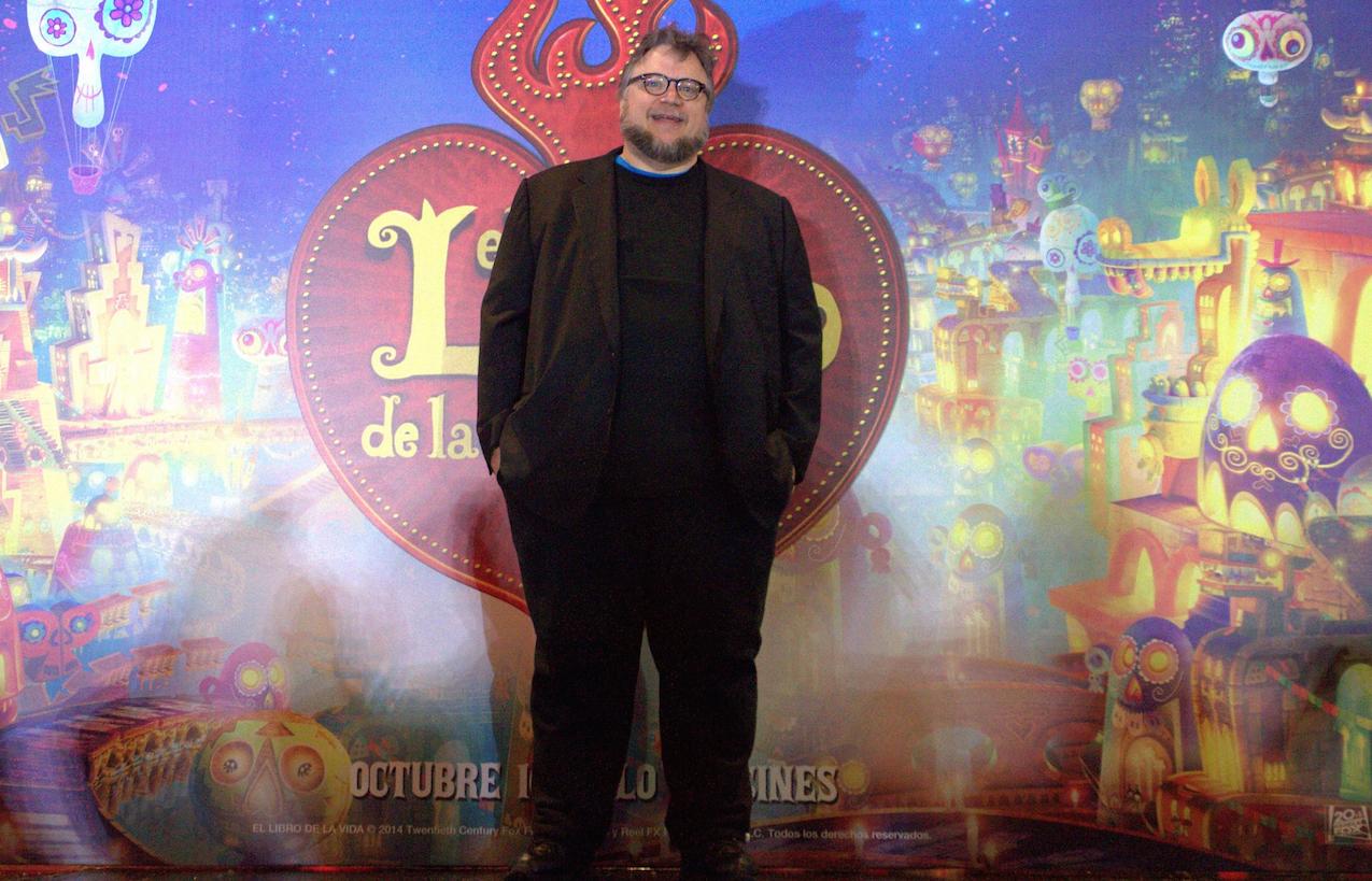 Día de Muertos era como mi Navidad: Guillermo del Toro