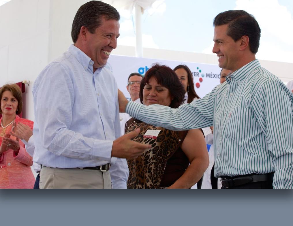 """""""Tope a donde tope"""" daremos con responsables, dice Peña"""