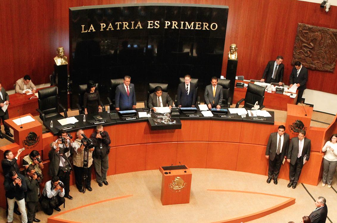Turnan a comisión desaparición de poderes en Guerrero