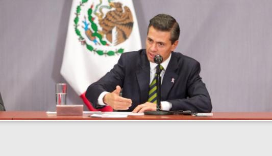 EN VIVO |  Mensaje del presidente Enrique Peña Nieto