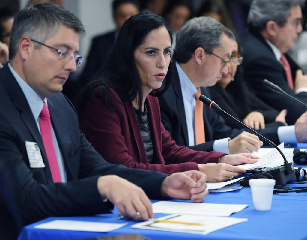 México promete a CIDH aclarar casos de Tlatlaya y Ayotzinapa