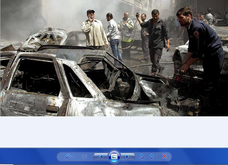 Ataque en siria deja 17 muertos; 10 son niños