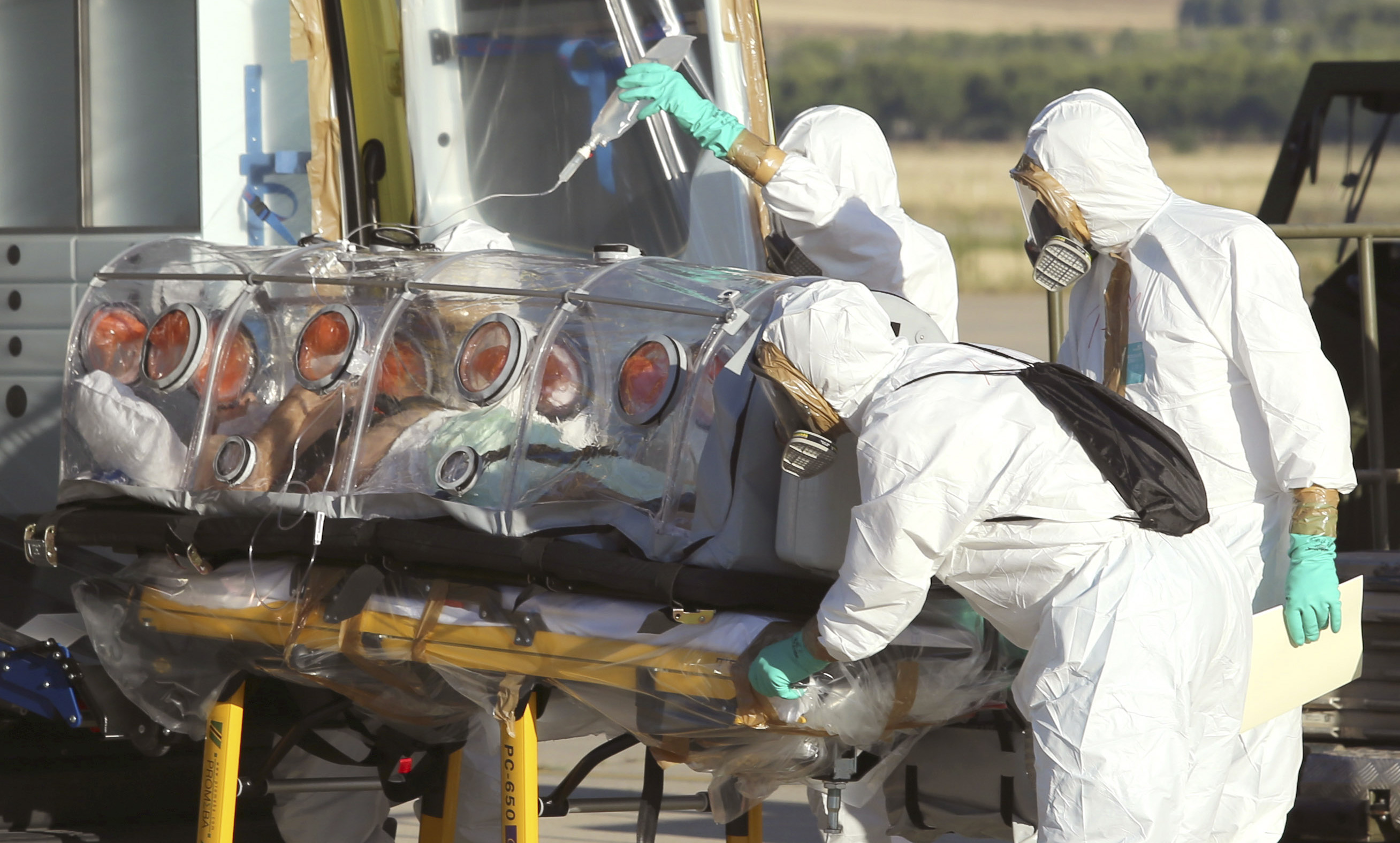 Casa Blanca defiende al nuevo 'zar' contra el ébola