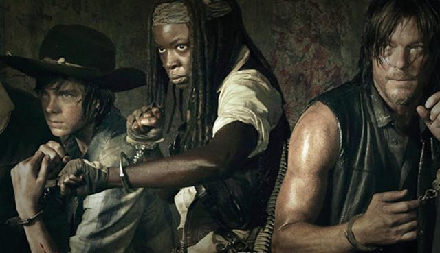Estreno de 'The Walking Dead' supera récords de audiencia