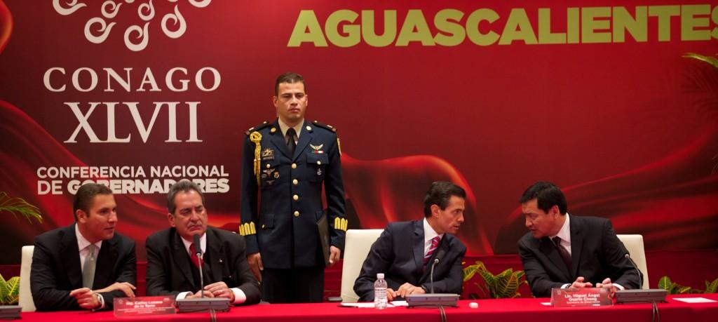 La crisis de Peña Nieto