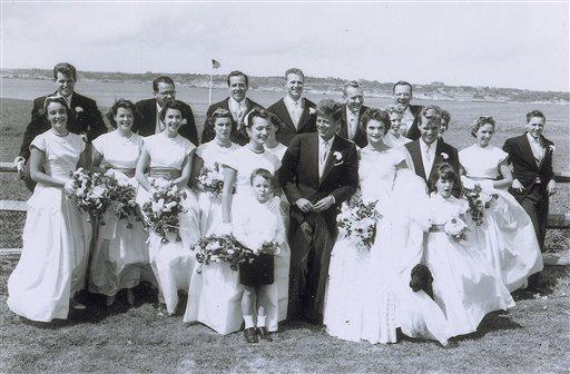JFK Wedding Photos