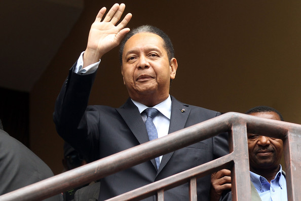 Fallece ex dictador haitiano Jean-Claude Duvalier