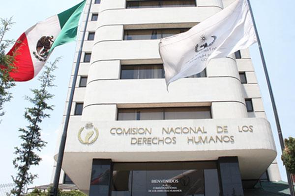 CNDH emite recomendación a Tamaulipas por violación de menor