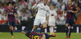 Cristiano Ronaldo, Gerard Pique