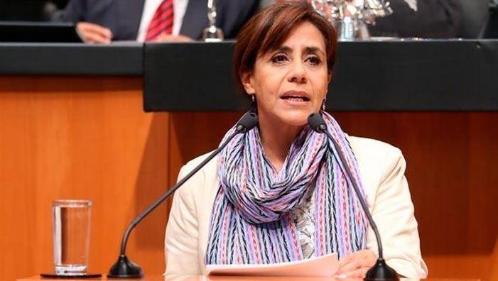 Luisa María Calderón explotó contra su partido