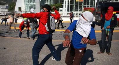 MEXICO-ALEMANIA VIOLENCIA