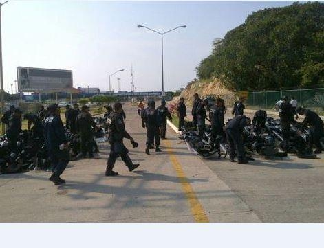 500 elementos resguardan aeropuerto de Acapulco