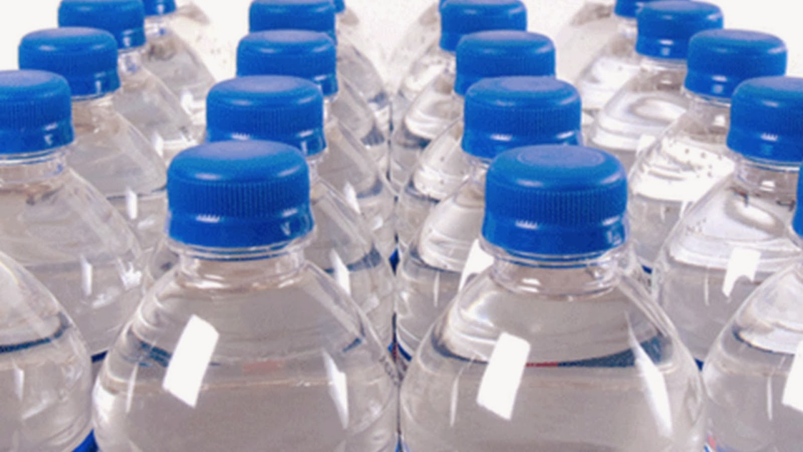 Agua embotellada, ¿vale su precio?
