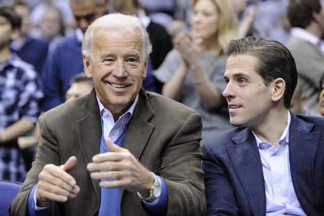 Marina da de baja al hijo de Joe Biden por consumo de coca