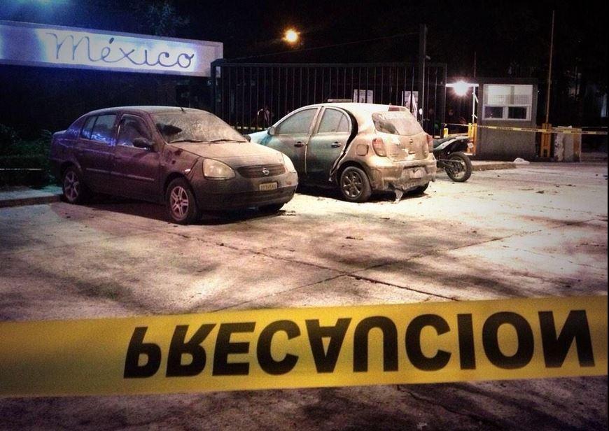 UNAM denuncia ante PGR ataque con molotov