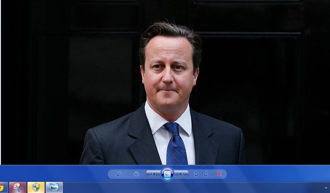 Británicos que están con EI son el enemigo: Cameron