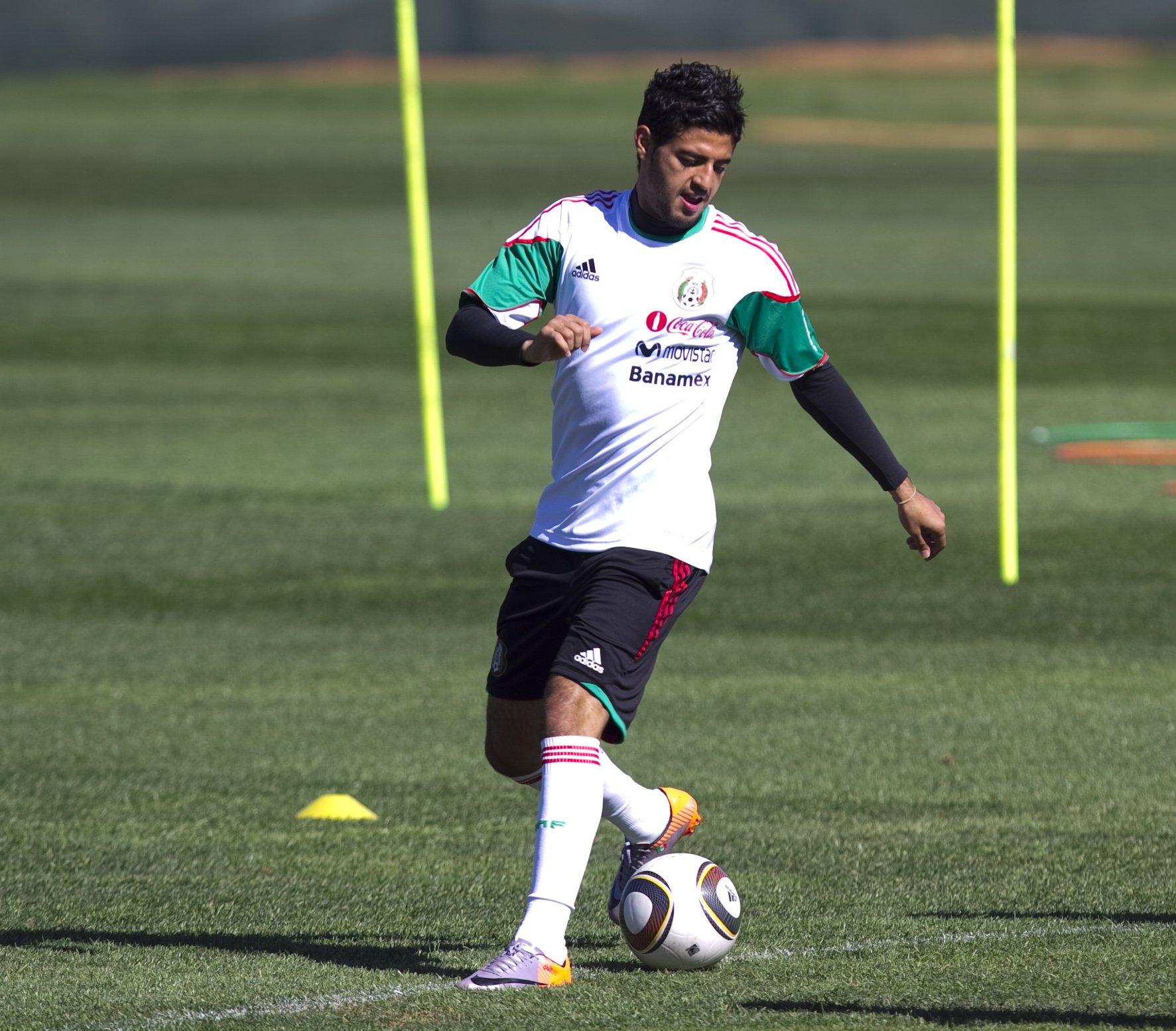 Carlos Vela sí será parte de la Selección Nacional