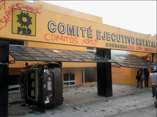 Guerrero: No se tolerarán actos de violencia