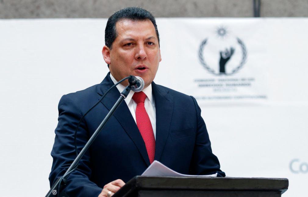 Raúl Plascencia dice que no recibió condecoración
