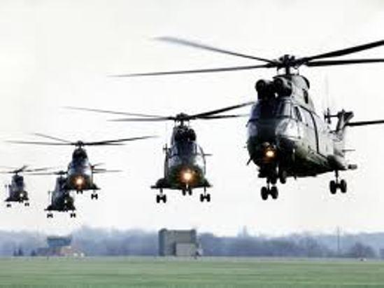 Sedena cambió de idea sobre compra de helicópteros rusos