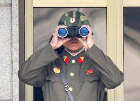 Ambas Coreas intercambian fuego en frontera