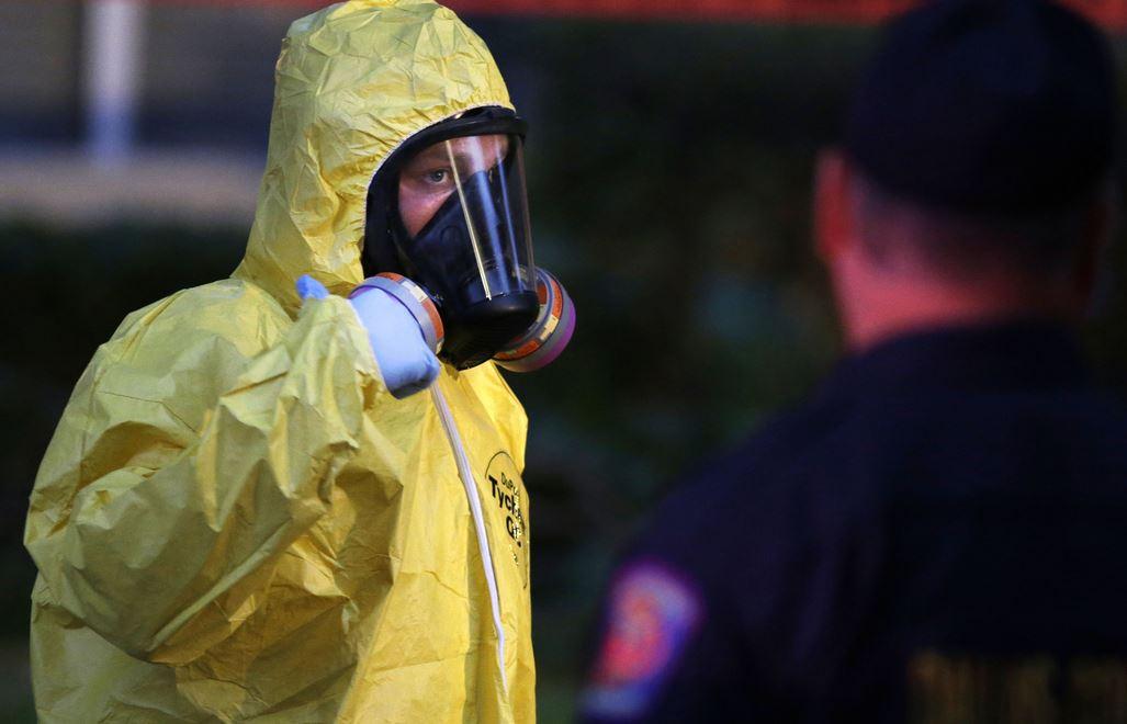 Sin rastro de ébola tripulante de crucero