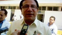 entrevista al secretario de salud lazaro mazon alonso
