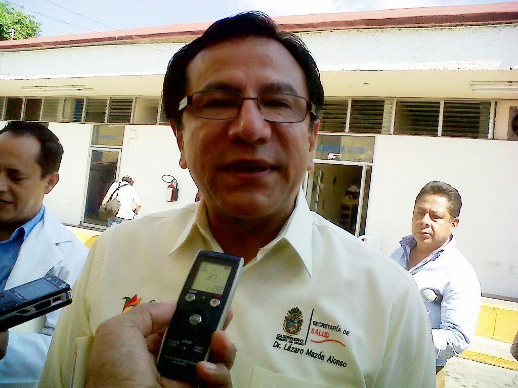 PGR invita a Mazón a declarar, tras dejar cargo en Guerrero