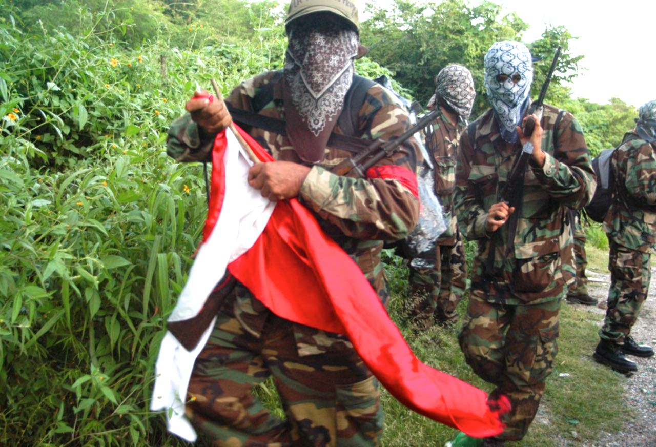 Guerrero: hablan las guerrillas
