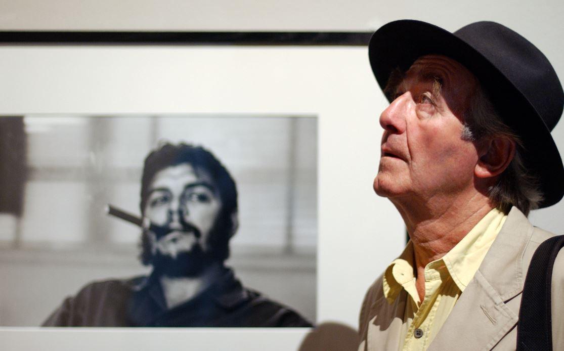 Murió René Burri, fotógrafo del 'Che'; tenía 81 años