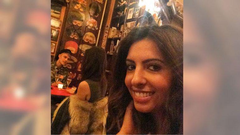 Captan a Justin Bieber con Kendall Jenner en París
