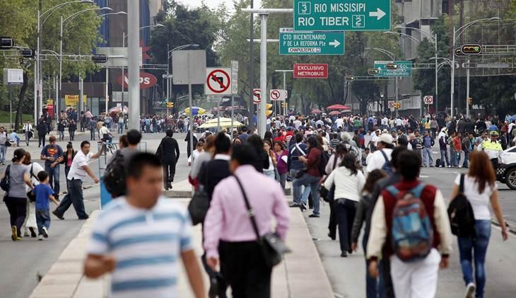 México y sus 'miradas de fulgor extraño'