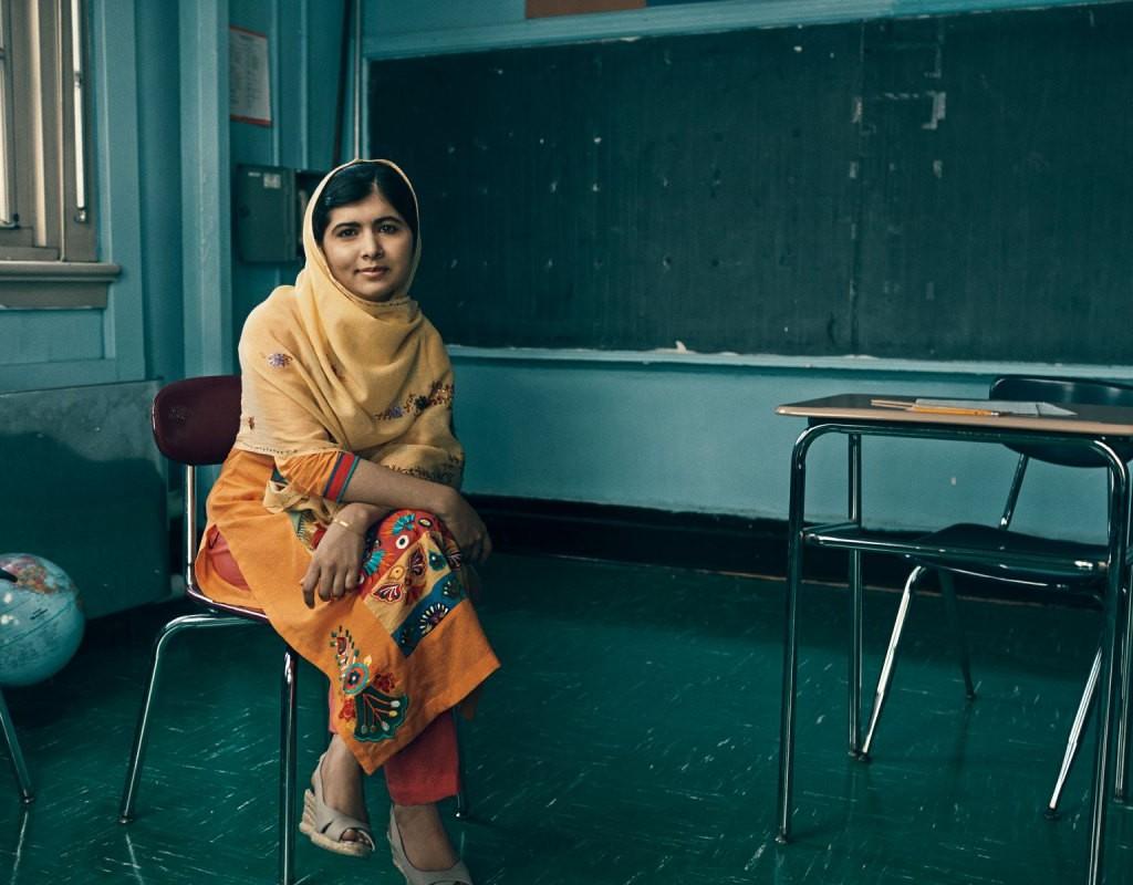 Malala usará su premio para reconstruir escuelas en Gaza