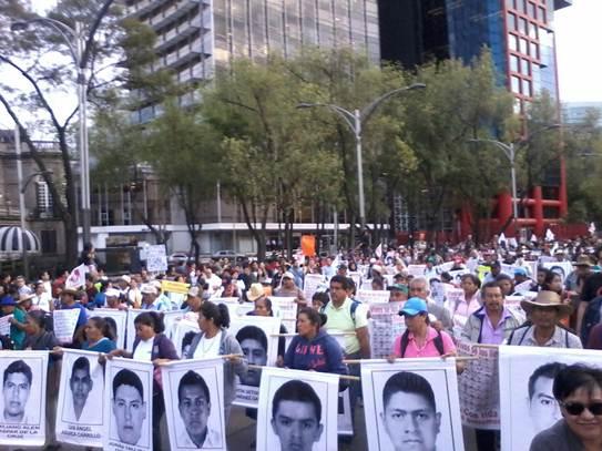 Ayotizinapa aniquila a toda la izquierda
